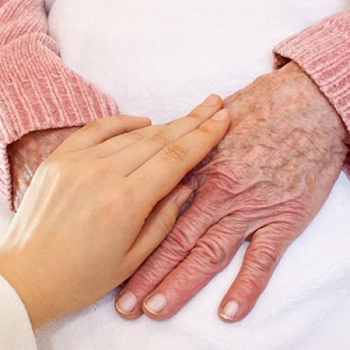 Старение рук
